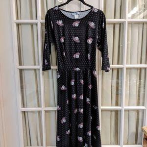 Karina Dresses Katharine M/L Violet Femme